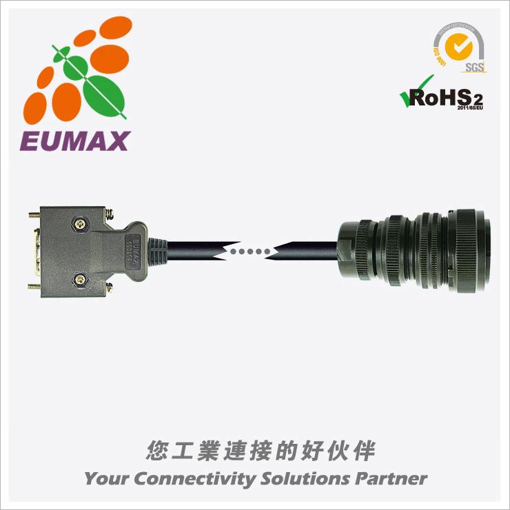 ASD-CAEN1010 台达A2伺服编码器线 10M 欧巨伺服连接线