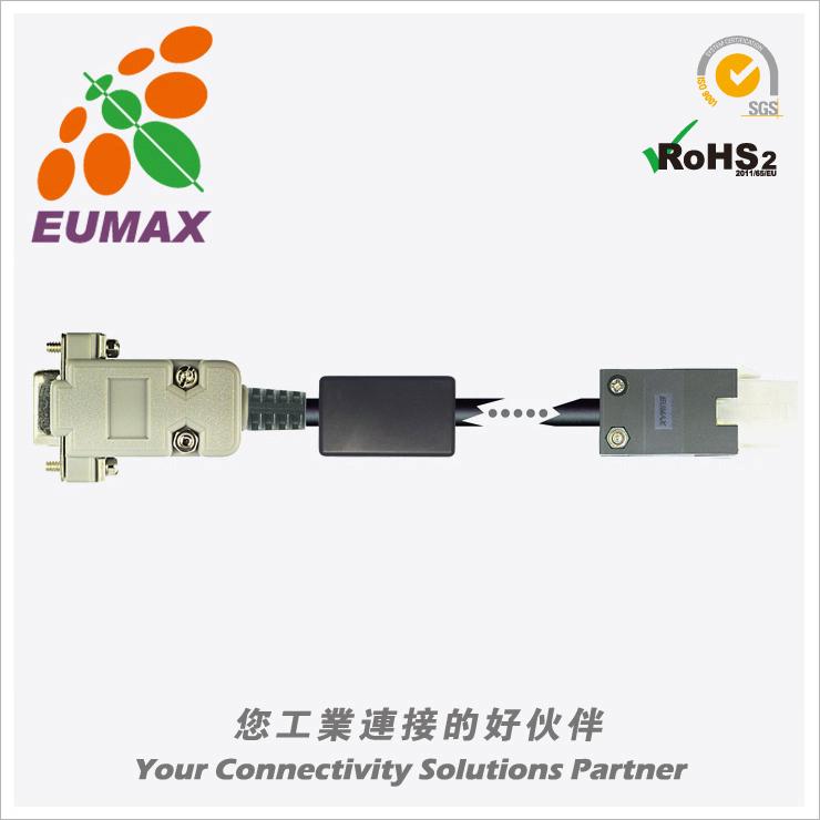 ASDBCAEN0010 台达B2伺服编码器线 10M 欧巨伺服连接线