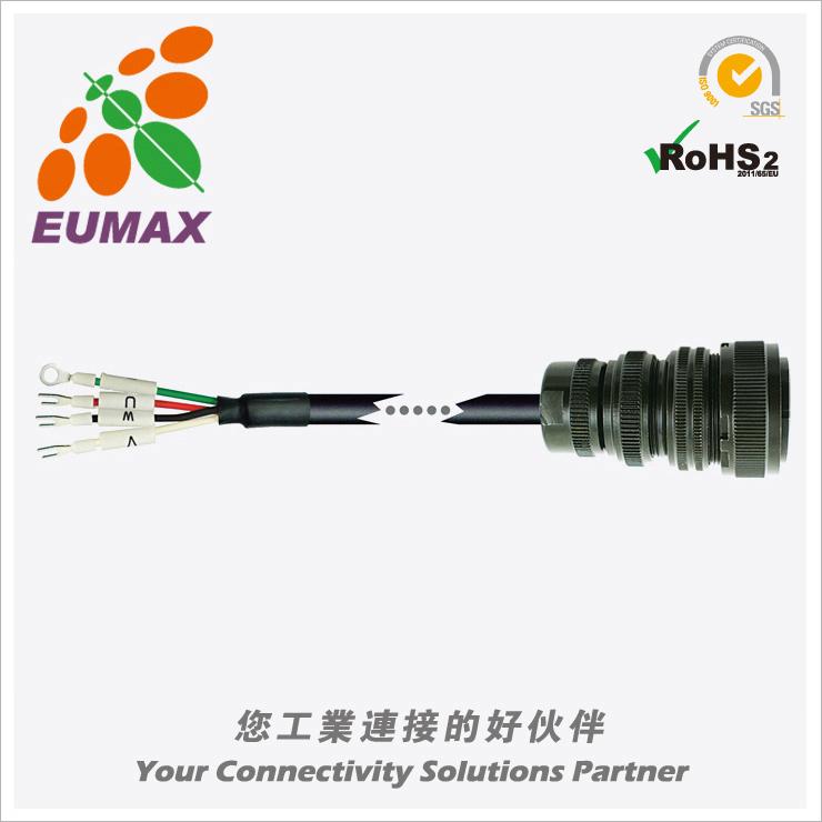 ASD-CAPW3203 台达A2/B2伺服电源线 3M 欧巨伺服连接线