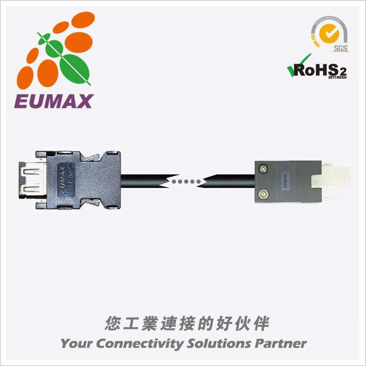 RS-CA4-05-R 山洋电气RS伺服编码器线 5M 欧巨伺服连接线