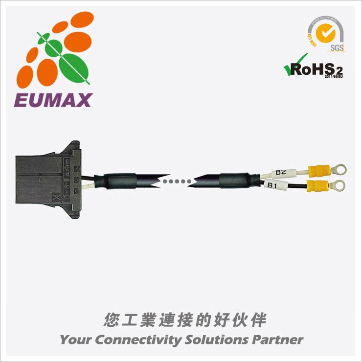 MB-F070-2M 三菱F070外部电源线 2M 欧巨数控连接线