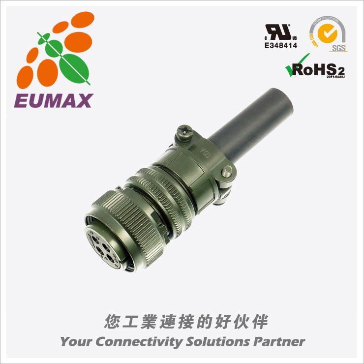 A06B-6079-K812#D MS3106A18-10S军规连接器 4P 欧巨MS 5015连接器