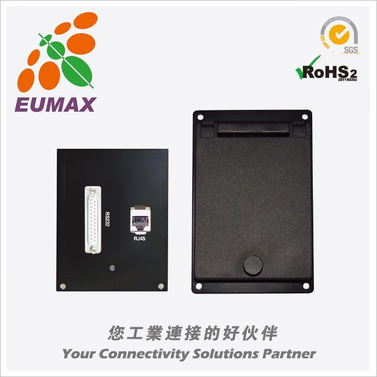 CM02-B1 CM02-B1通讯盒 DF25+RJ45 欧巨通讯盒
