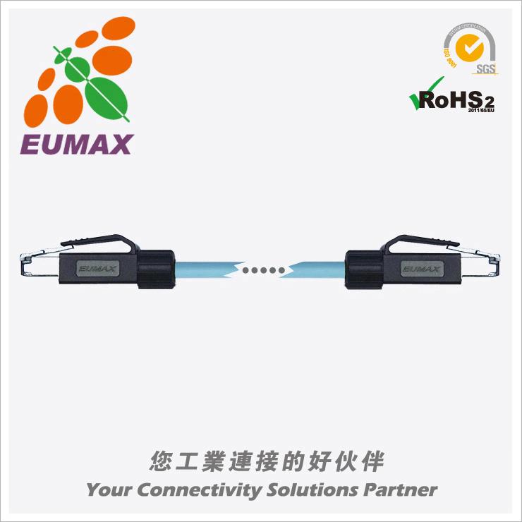 XM-IE-RJ45A-VS3 工业以太网线 RJ45/RJ45 PVC 3M 欧巨以太网线