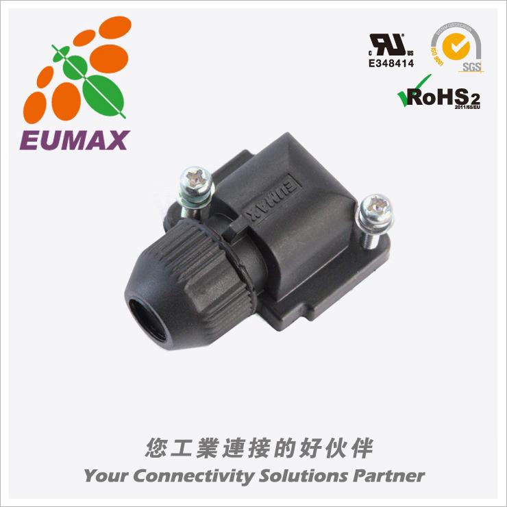 XC-JN4-A2S JN4电源母插头 2P 欧巨小马达连接器