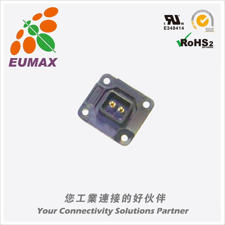 XC-JN4-R2P JN4电源公插座 2P 欧巨小马达连接器