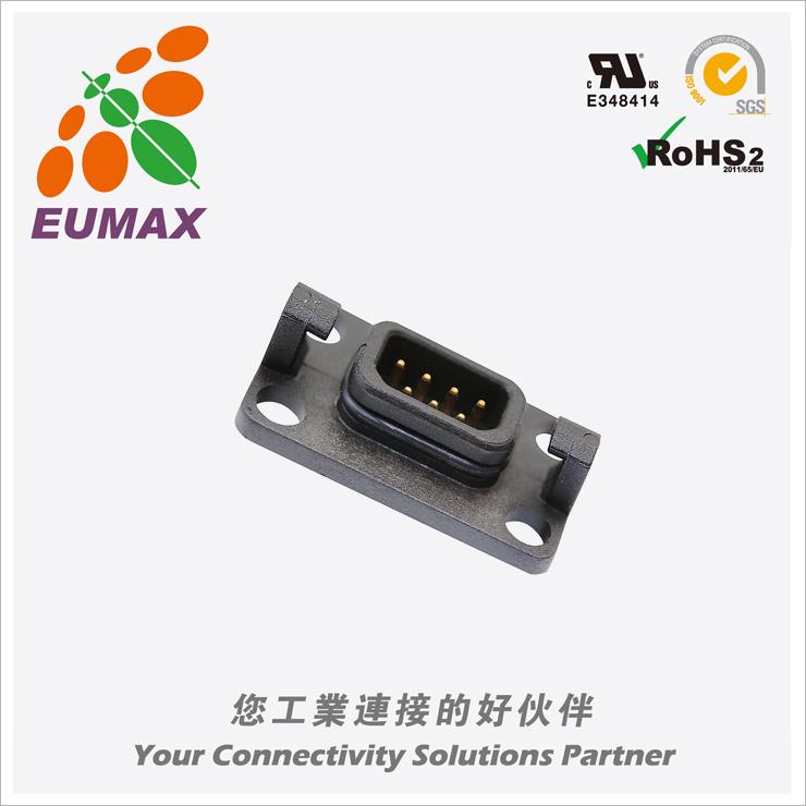 XC-JN6Q-R7P JN6Q快锁式信号公插座 7P 欧巨小马达连接器