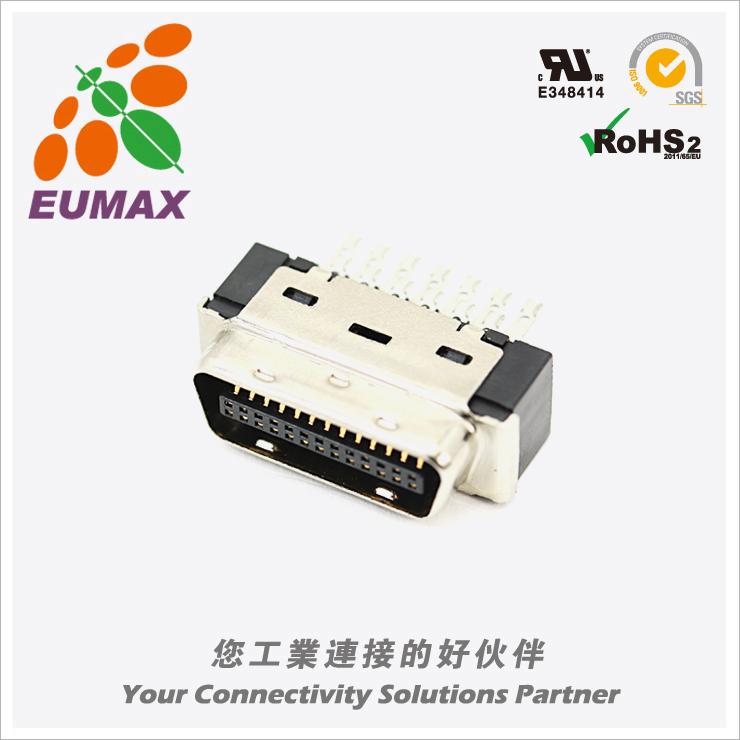 XDR-10126S 插芯 26P 欧巨MDR连接器