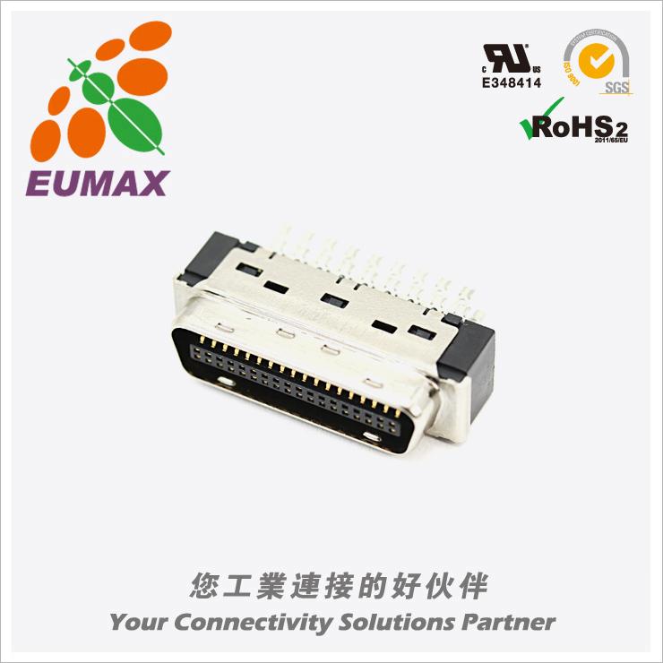 XDR-10136S 插芯 36P 欧巨MDR连接器