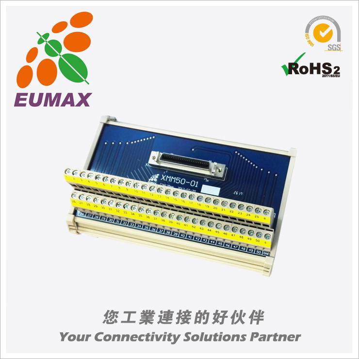 XMM26-01 MDR转接模组 26P 欧巨XDR转接模组