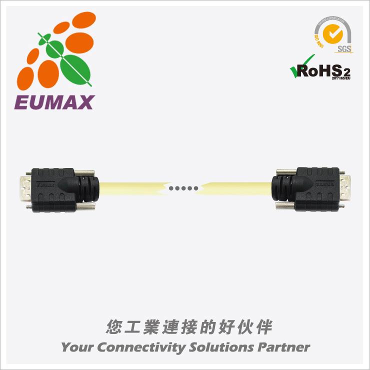 XMV-CL-H1-H1-VS1 Camera Link连接线 26P PVC 1M 欧巨机器视觉连接线